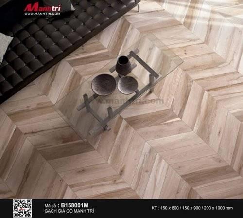 Gạch giả gỗ 20 x 100cm