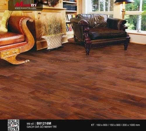 Gạch giả gỗ 15 x 80cm