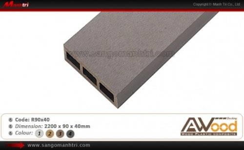 Thanh đà Awood R90x40