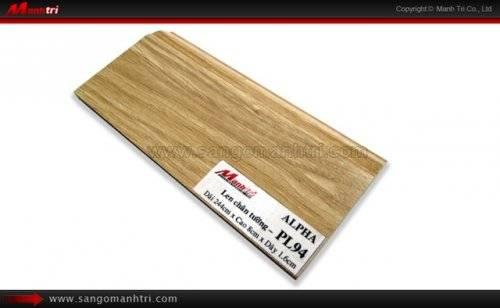 Len chân tường sàn gỗ PL94