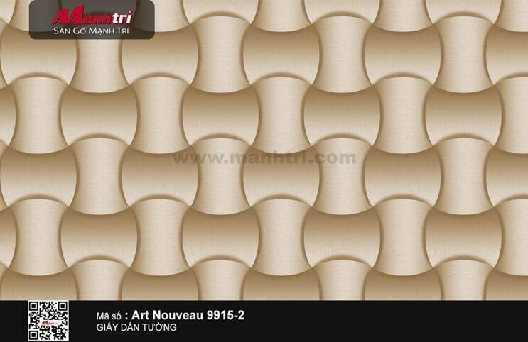 Giấy dán tường Art Nouveau 9915-2