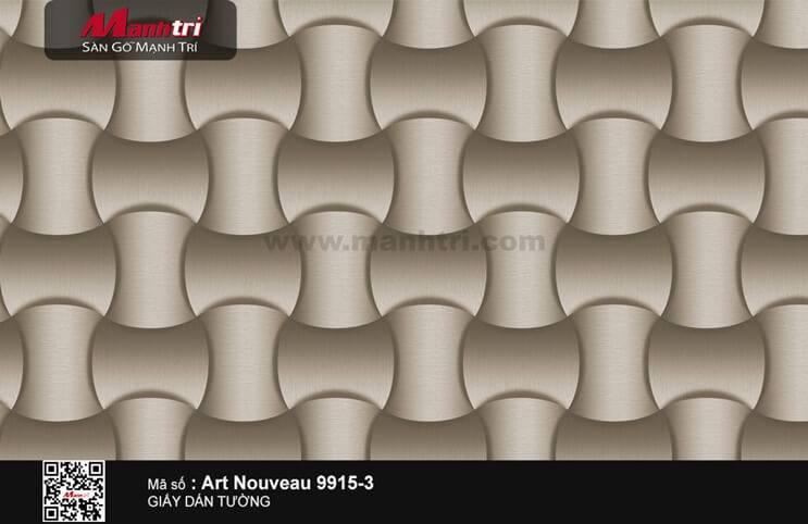 Giấy dán tường Art Nouveau 9915-3