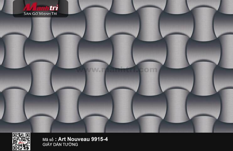 Giấy dán tường Art Nouveau 9915-4