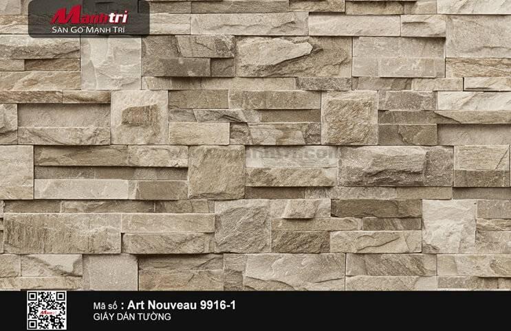 Giấy dán tường Art Nouveau 9916-1
