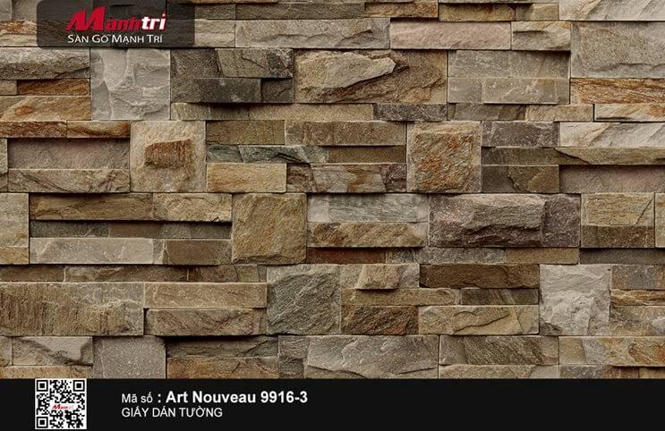 Giấy dán tường Art Nouveau 9916-3
