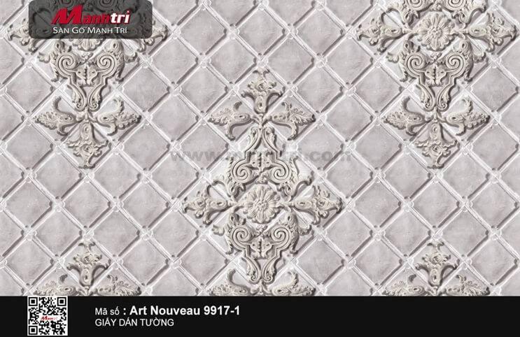 Giấy dán tường Art Nouveau 9917-1