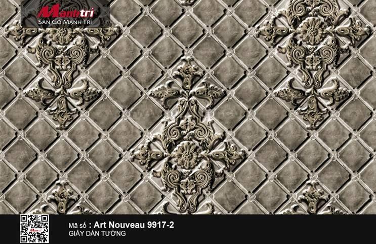 Giấy dán tường Art Nouveau 9917-2
