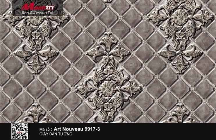 Giấy dán tường Art Nouveau 9917-3