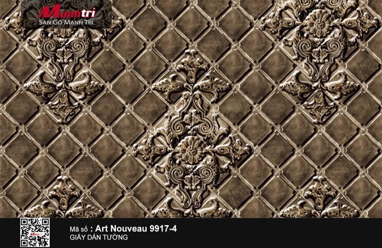 Giấy dán tường Art Nouveau 9917-4