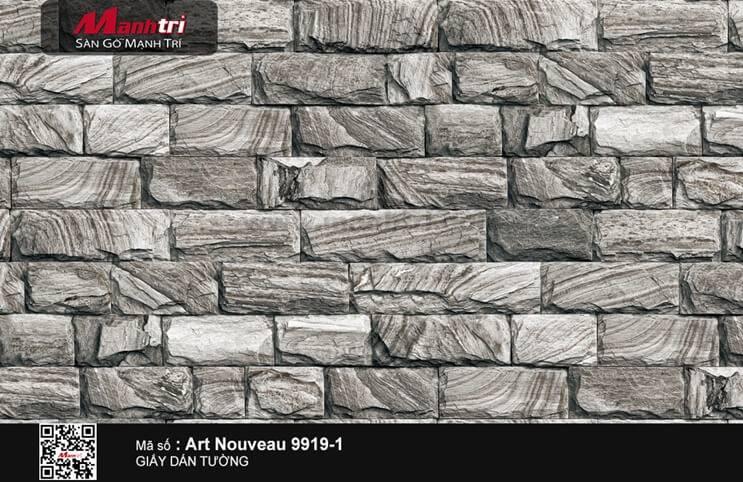 Giấy dán tường Art Nouveau 9919-1