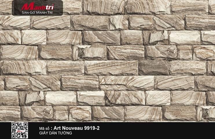 Giấy dán tường Art Nouveau 9919-2