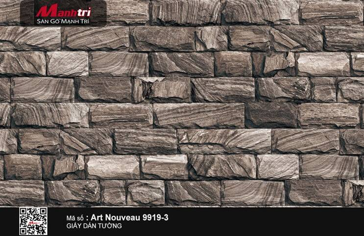 Giấy dán tường Art Nouveau 9919-3