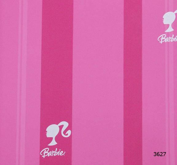 Giấy dán tường Barbie 3627