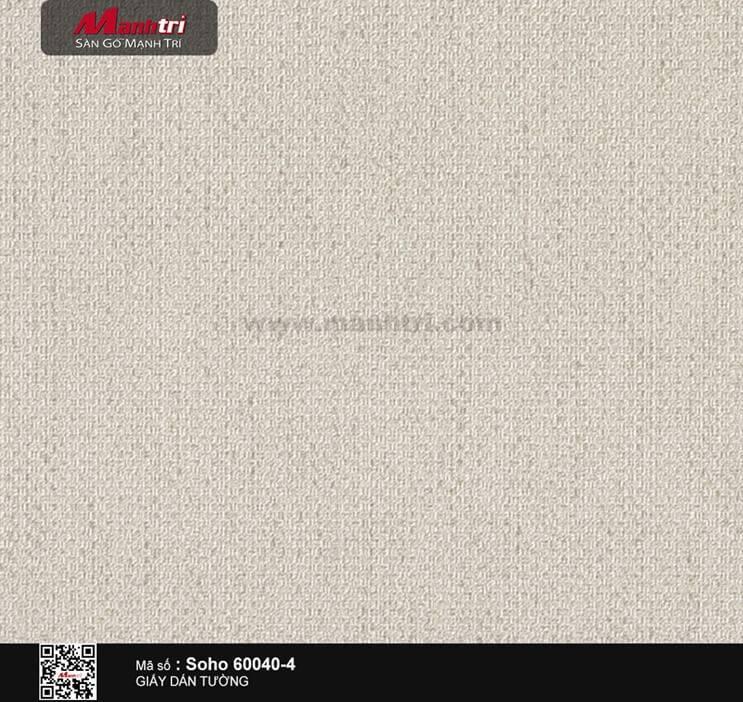 Giấy dán tường Soho 60040-4