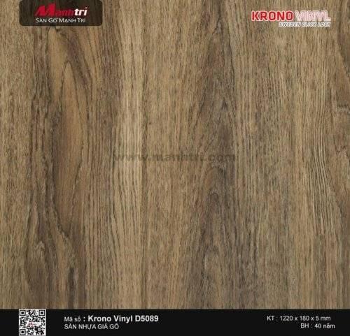 Sàn nhựa Krono Vinyl D5089
