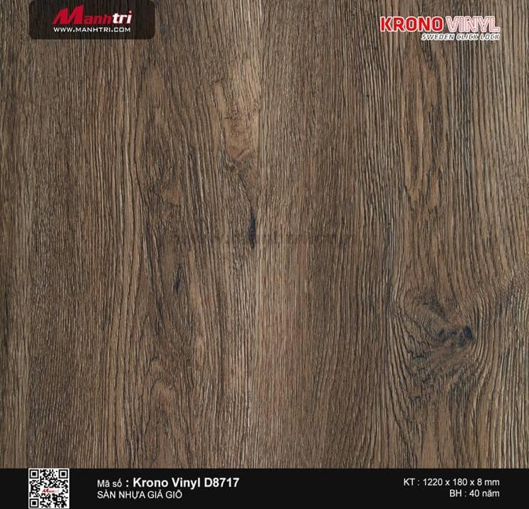 Sàn nhựa Krono Vinyl D8717