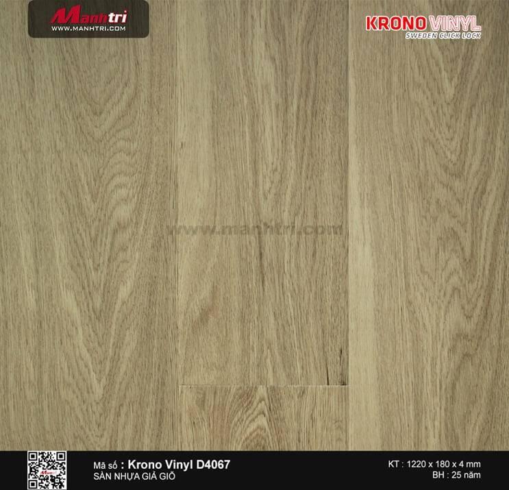 Sàn nhựa Krono Vinyl D4067