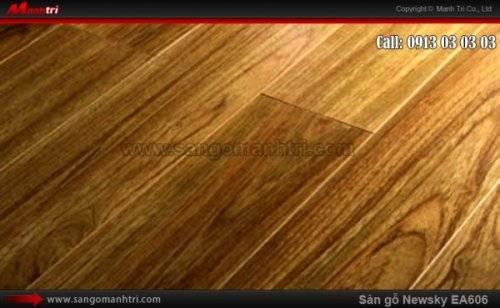 Sàn gỗ Newsky EA606