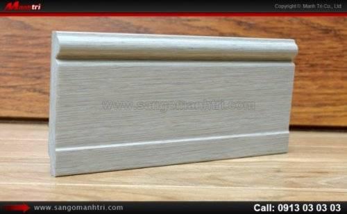 Len chân tường sàn gỗ B800-50