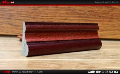 Len chân tường sàn gỗ M219-4