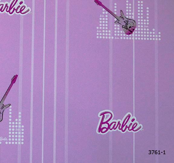Giấy dán tường Barbie 3761-1
