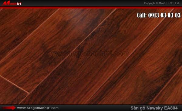 Sàn gỗ công nghiệp NewAkey EA804