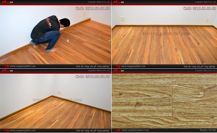 Hình ảnh ván sàn gỗ cùng lót sàn nhà ở