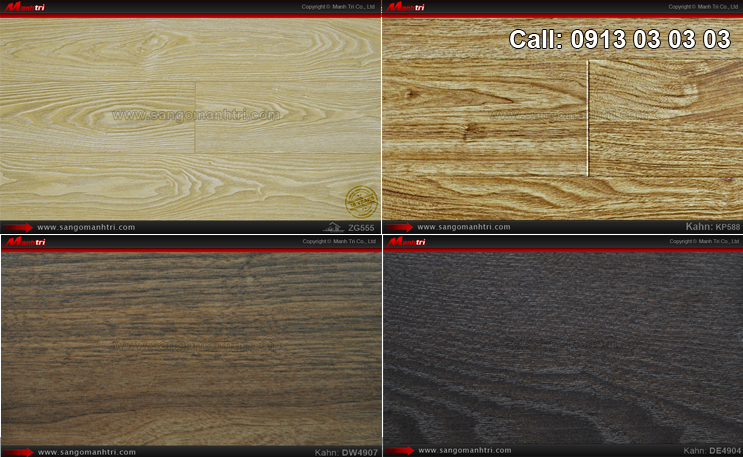 Hình ảnh mẫu gỗ công nghiệp dùng lót sàn gỗ