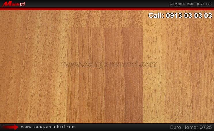 Hình ảnh mẫu gỗ EuroHome D725