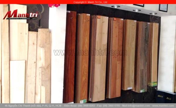 Hình ảnh mẫu gỗ công nghiệp Malaysia tại Mạnh Trí