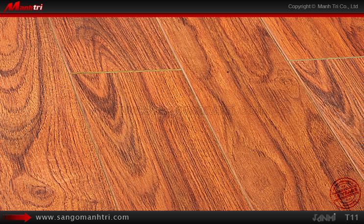 Sàn gỗ Janmi T11