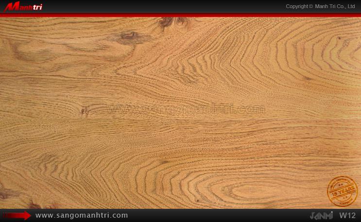 Sàn gỗ Janmi W12
