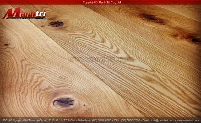 Bề mặt vân gỗ sồi