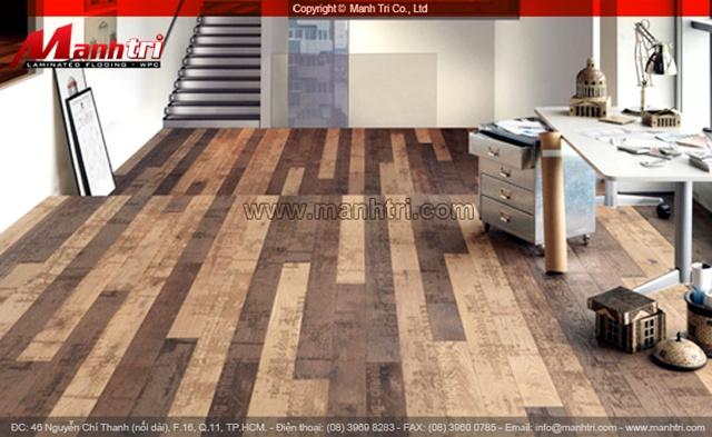 Sàn gỗ công nghiệp Nova