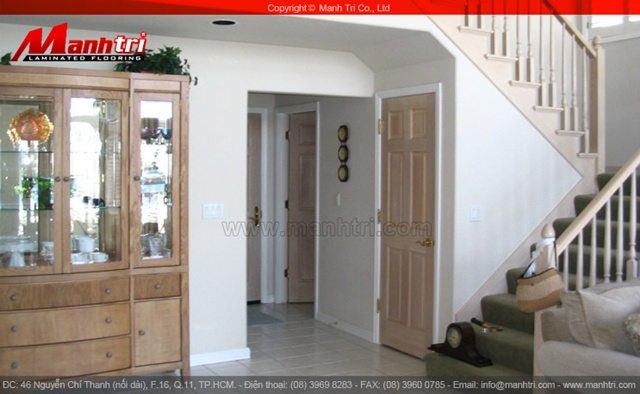 Chọn gỗ tự nhiên với đồ nội thất trong gia đình ?