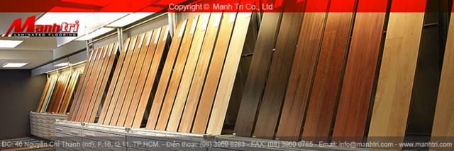 Giới thiệu Sàn gỗ Inovar sản xuất Malaysia