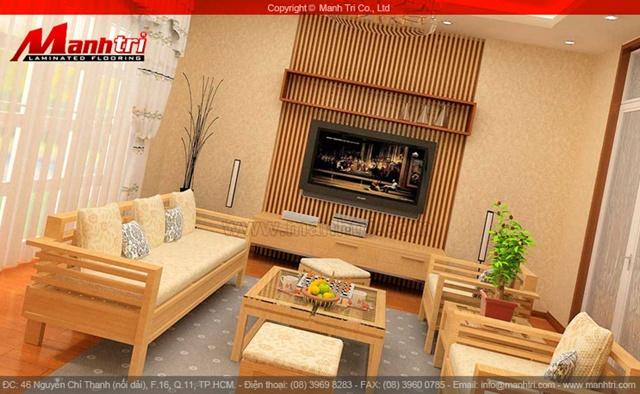 Mua sắm nội thất bằng gỗ