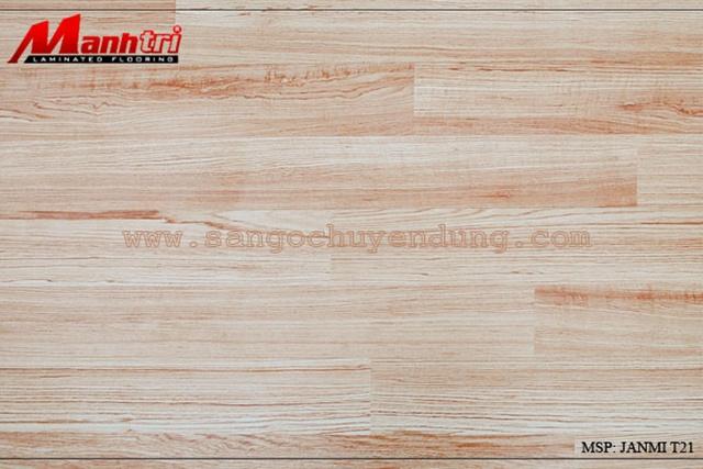 Ván sàn gỗ Janmi