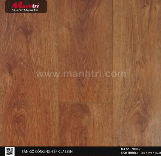 Sàn gỗ Claseen 28442