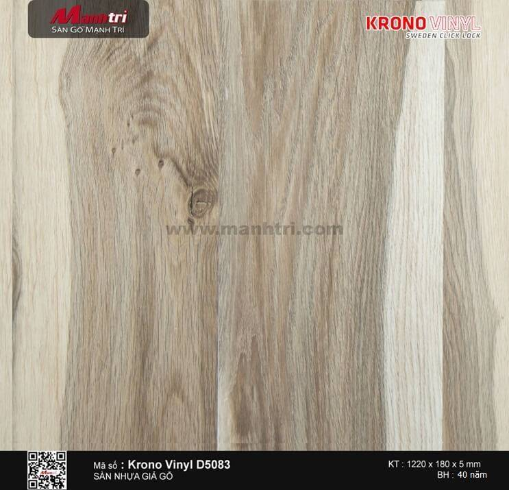 Sàn nhựa Krono Vinyl D5083