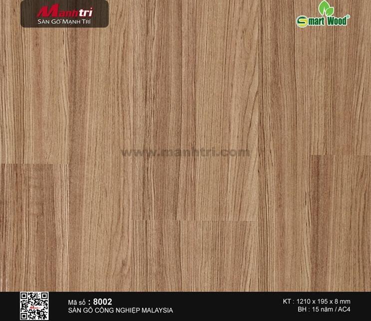 Sàn gỗ SmartWood 8002