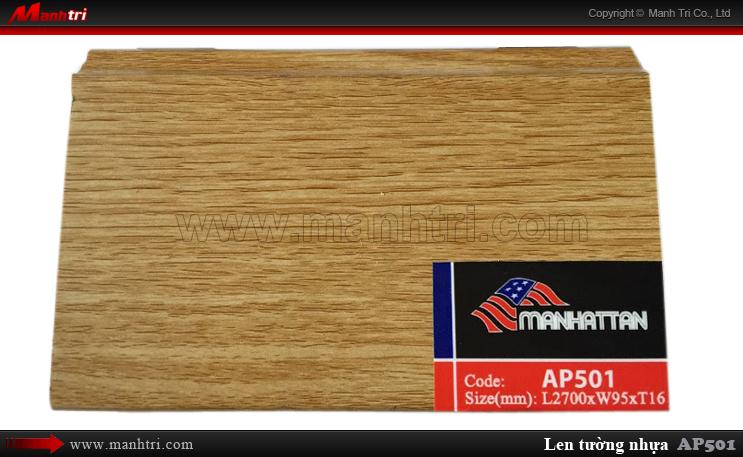 Len nhựa chịu nước AP501
