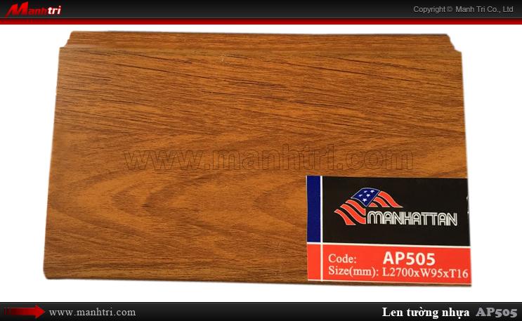 Len nhựa chịu nước AP505