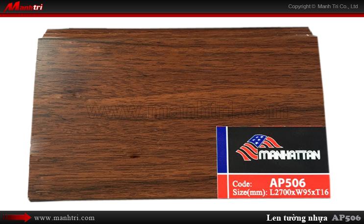 Len nhựa chịu nước AP506