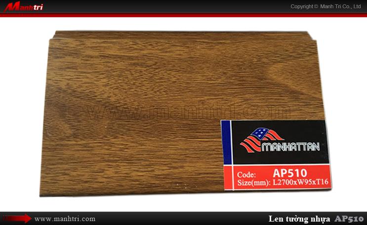 Len nhựa chịu nước AP510