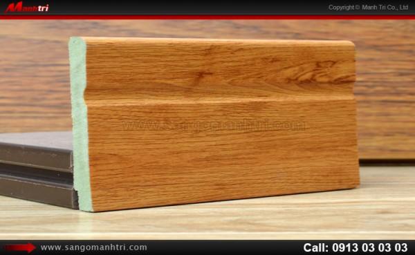 Len chân tường sàn gỗ B501-6