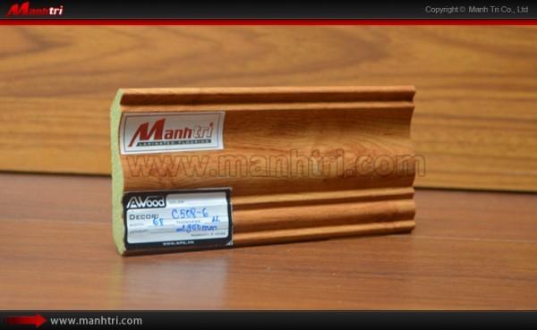 Len chân tường sàn gỗ C508-6