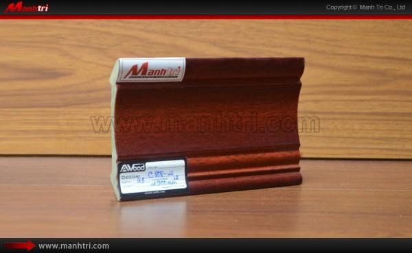 Len chân tường sàn gỗ C808-4