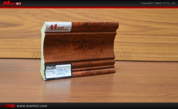Len chân tường sàn gỗ C808-5