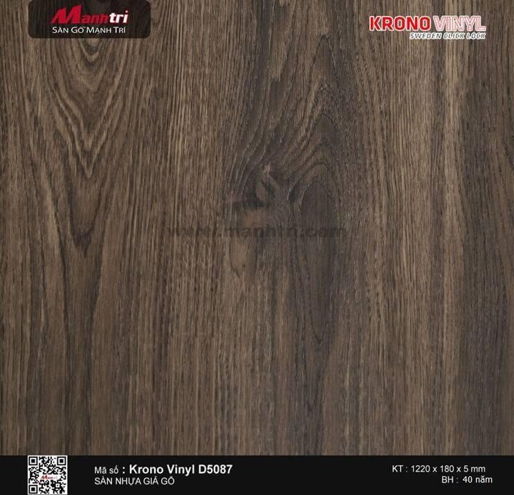 Sàn nhựa Krono Vinyl D5087